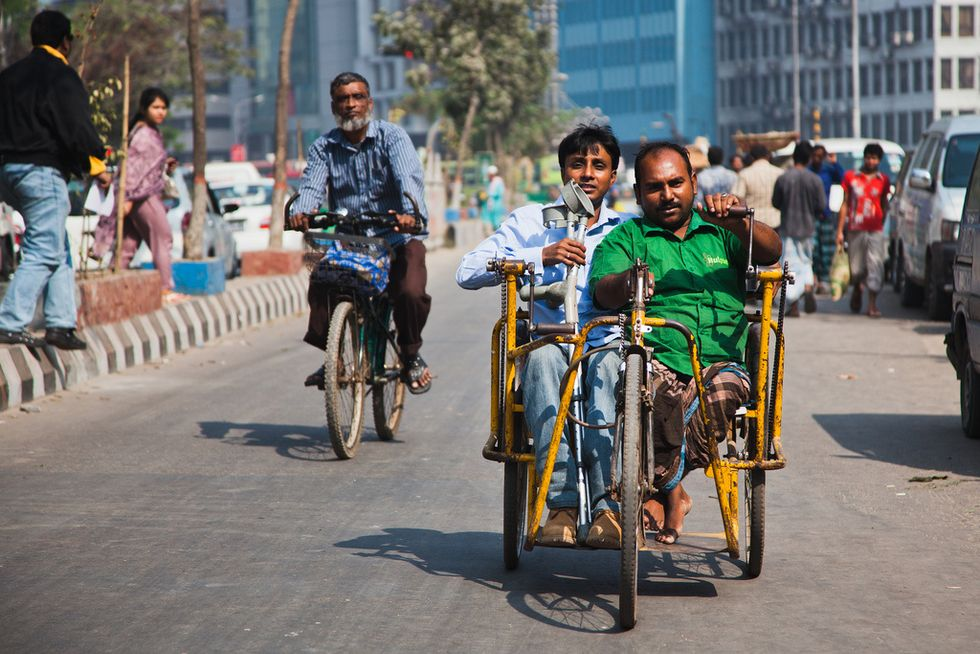 Let's Change Society's View On People With Disabilities