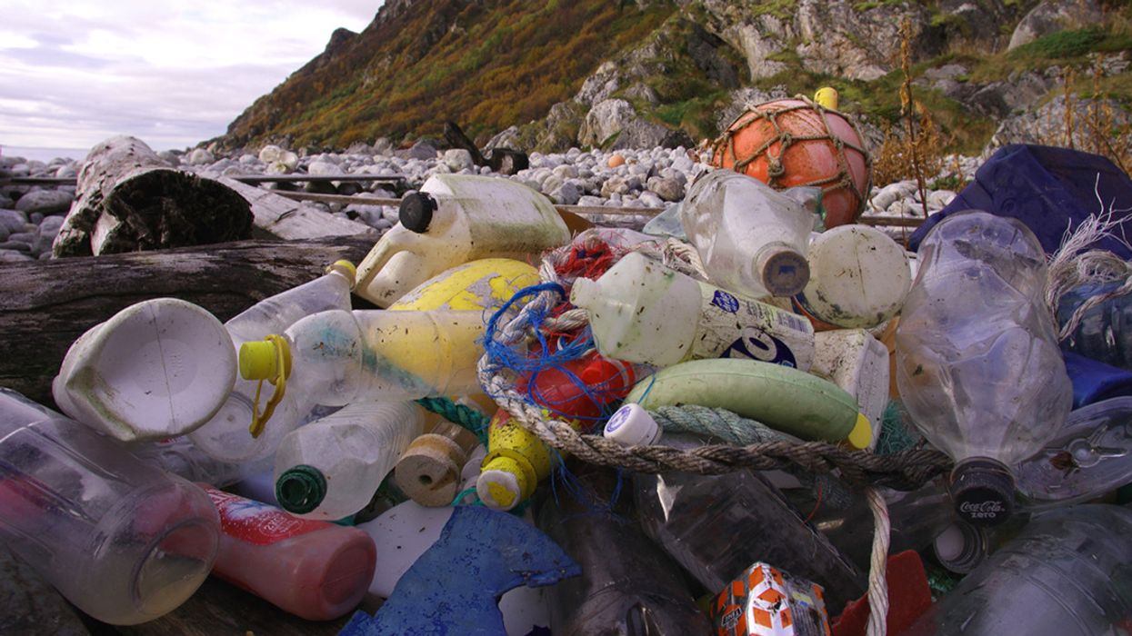 Plastic Pollution: Could We Have Solved the Problem Nearly 50 Years Ago?