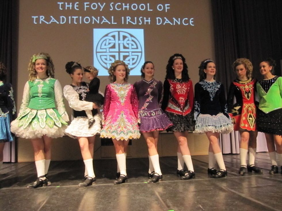 St. Patrick's Day Will Always Be An Irish Dancer's Favorite Holiday