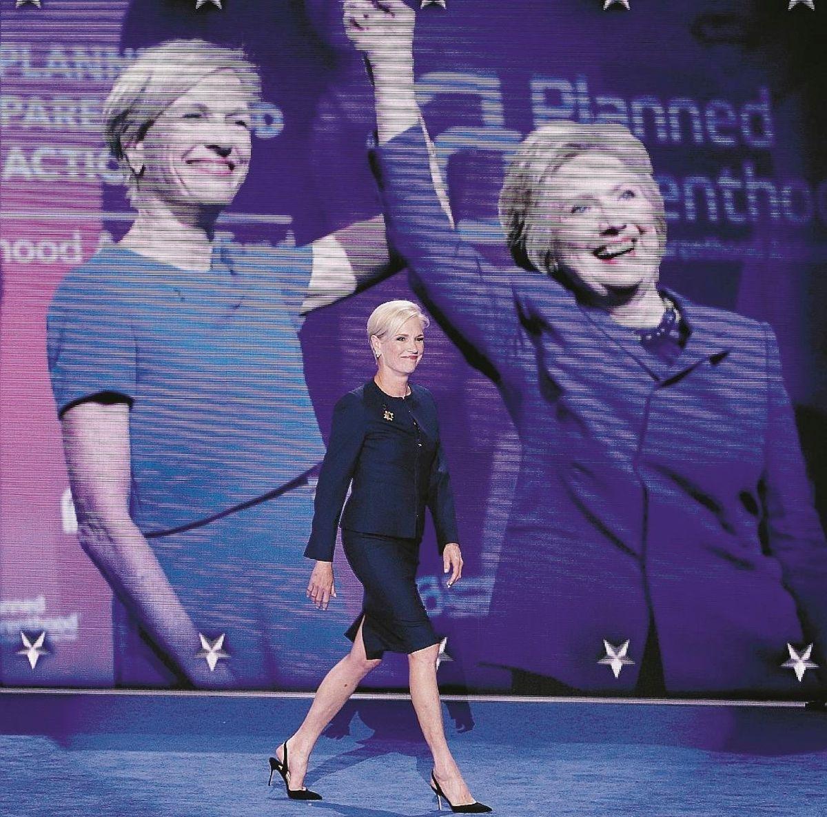 A sostegno del Pd arriva la lobby abortista globale