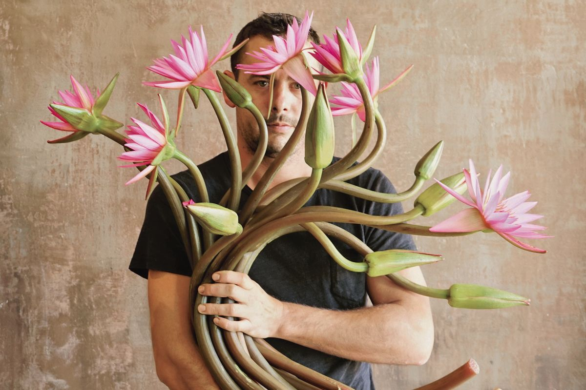 Hot Guys, Now With Plants