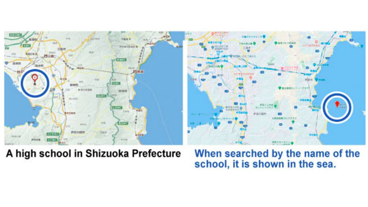 Google Maps apologizes for going rogue in Japan