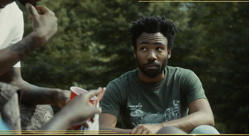 Stop Sleeping On 'Atlanta,' Because Donald Glover Has Something To Say