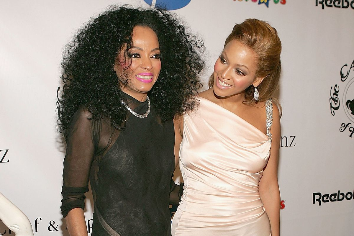Beyoncé Sang 'Happy Birthday' to Diana Ross Last Night