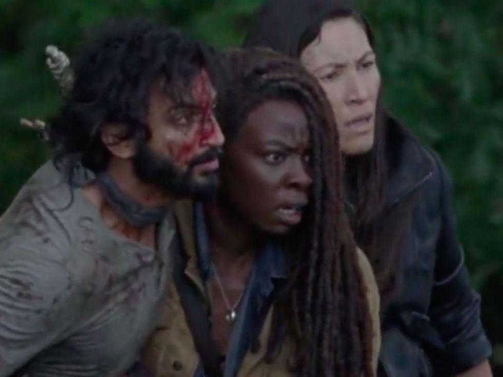 If The Walking Dead Ever Actually Dies (A.K.A. Apocalypse Alternates)