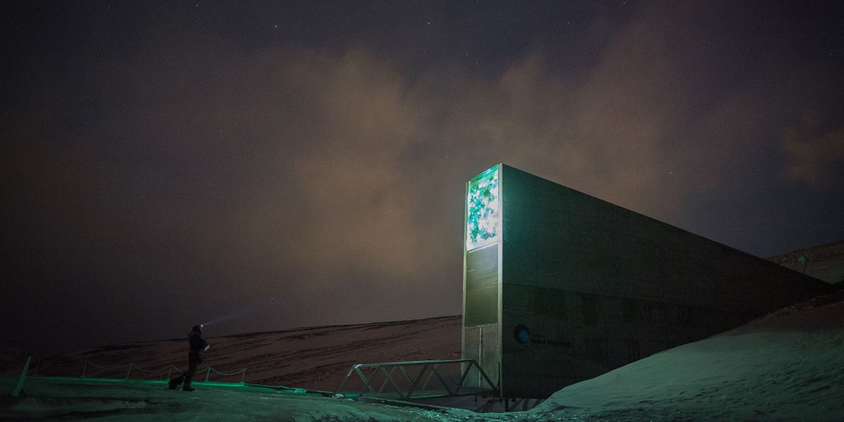 We Can T Trust The Permafrost Anymore Doomsday Vault At Risk In