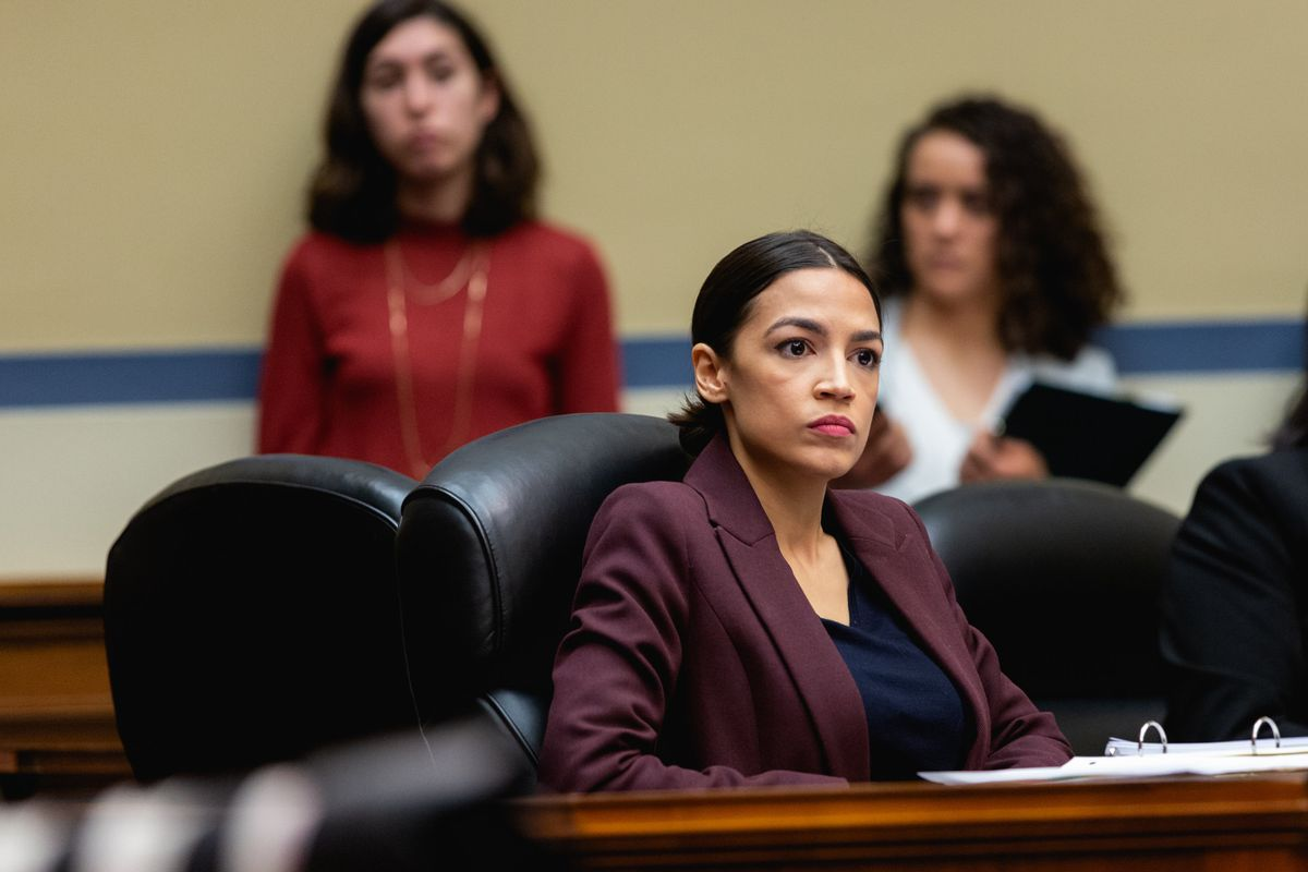 AOC Has Zero Time For Client Change Deniers