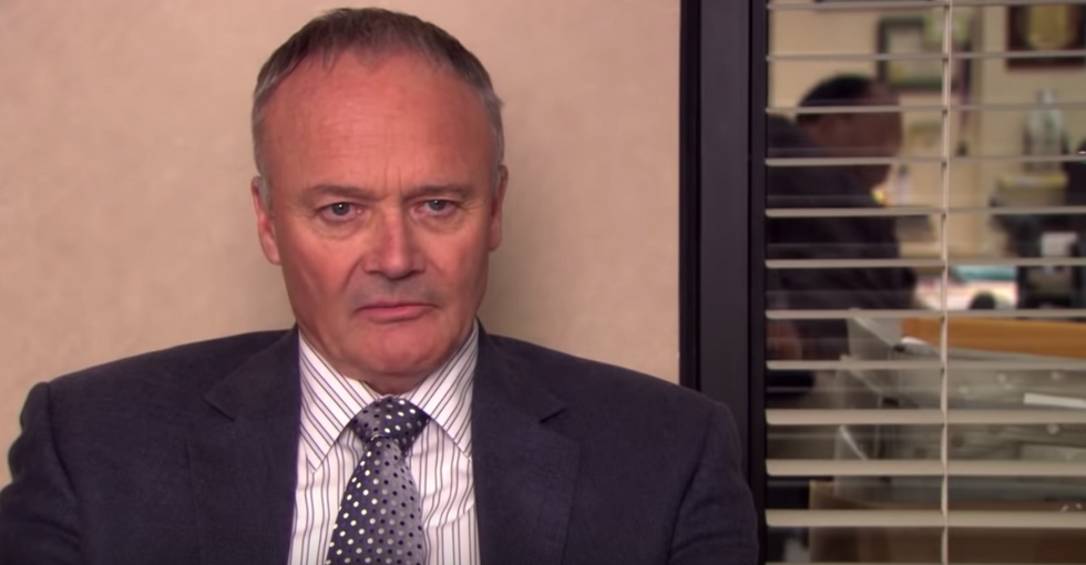 20 Creed Bratton Quotes From 'The Office' That Have Aged Like Fine Mung Beans