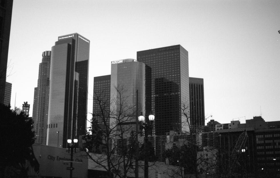 Analog Photography: Los Angeles, California — Part 1