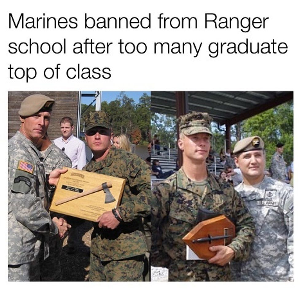 The 13 Funniest Military Memes For The Week Of March 29th