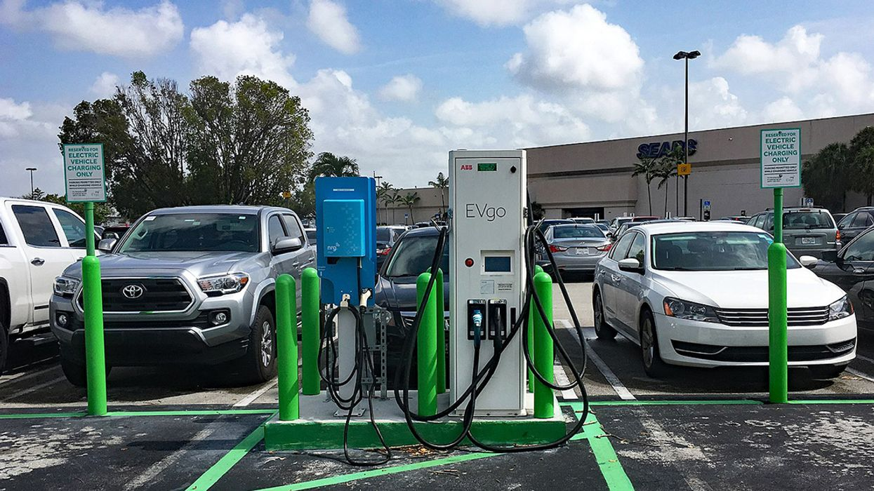 Trump and Big Oil Want to Pull the Plug on the Electric Car Market