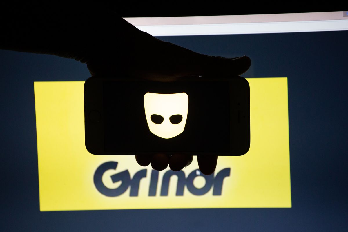 Grindr Is a Potential Threat to Our National Security