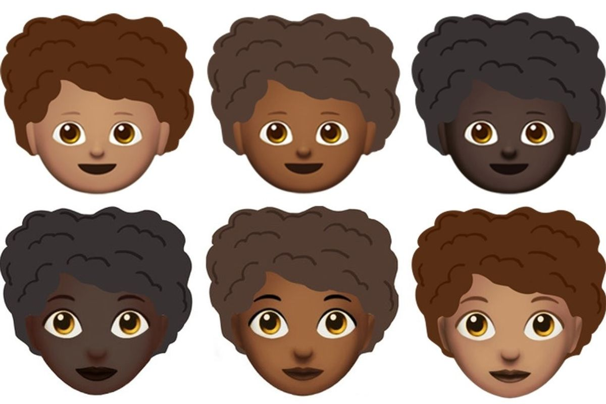 Support This Campaign for Afro Emojis