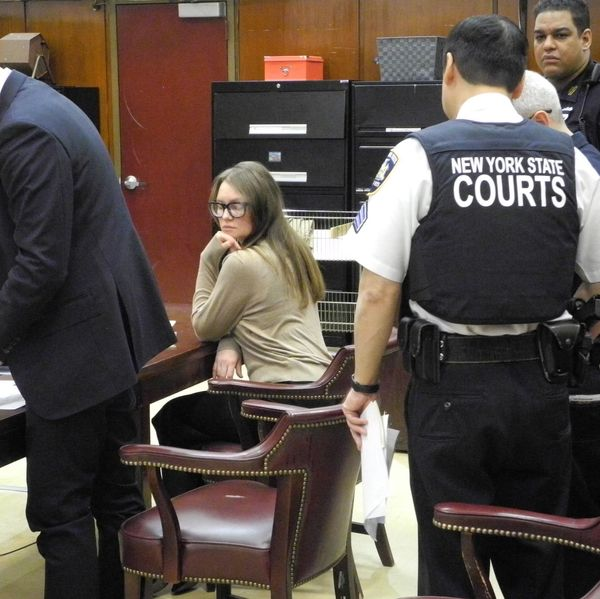 Anna Delvey Looked Chic as Hell at Court