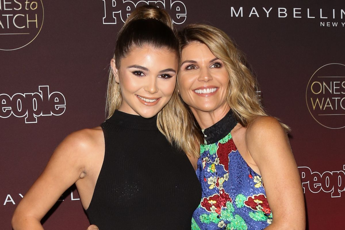 Olivia Jade Thinks She's 'the Victim' in the College Admissions Scandal