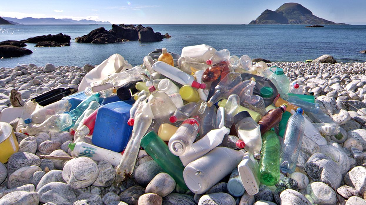 EU Parliament Bans Plastics Responsible for 70% of Ocean Trash