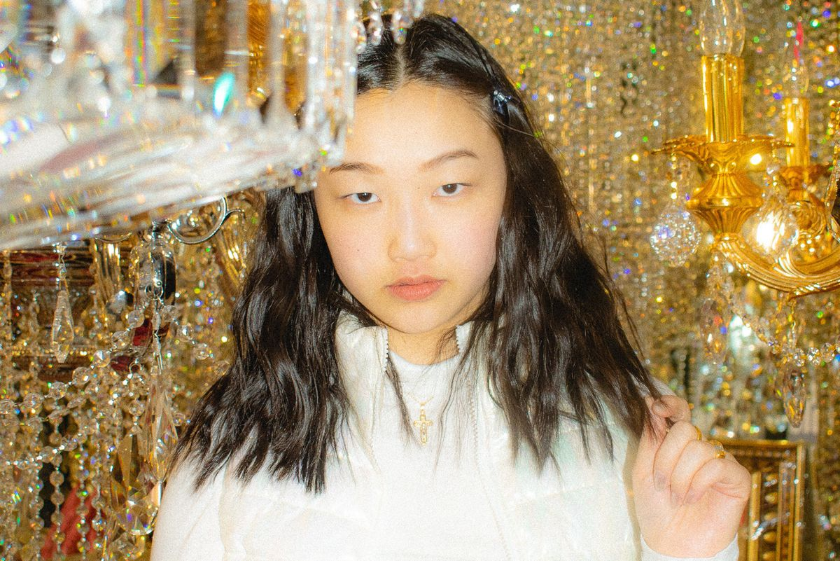Korean-American Pop Singer Audrey Wants to Break Barriers