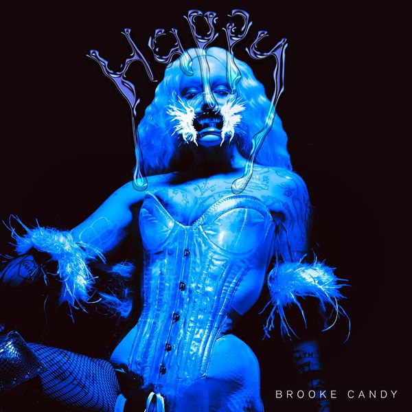 Brooke Candy Gets Tied in Shibari for 'Happy'
