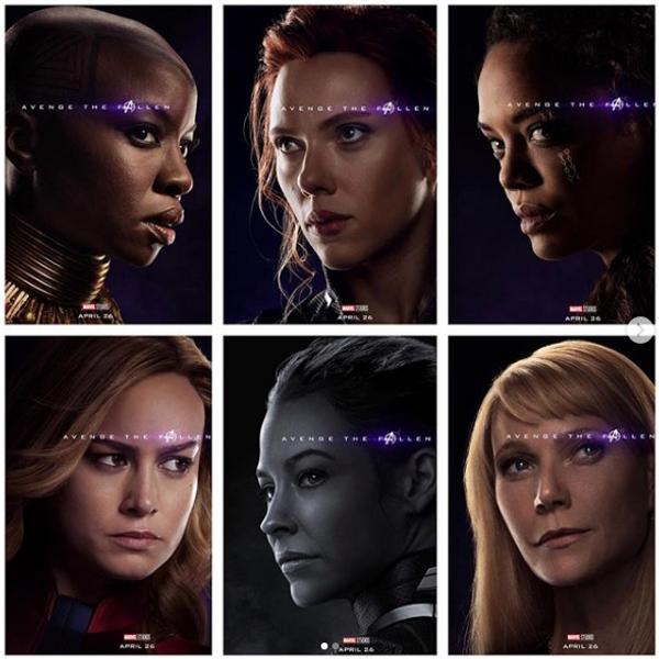 Marvel Accused of Airbrushing Its Female Stars