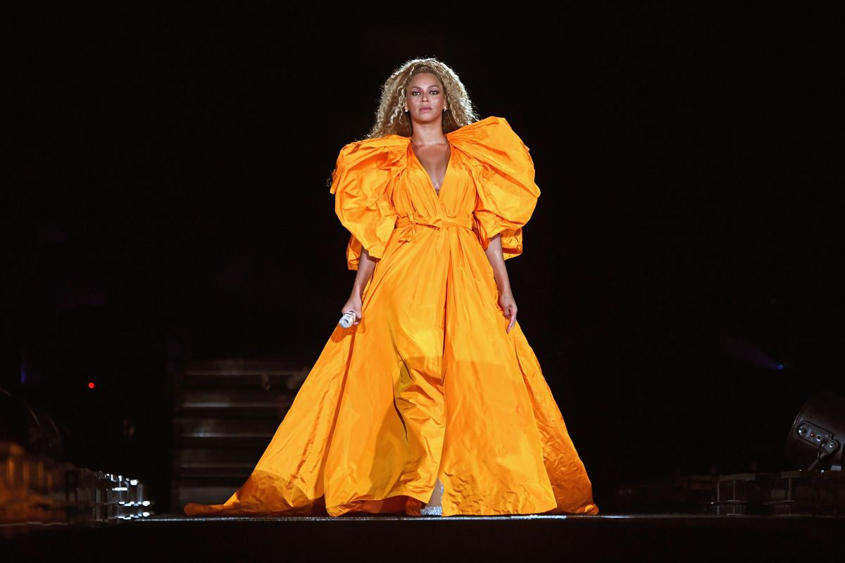 Beyoncé Honors Gay Uncle at the GLAAD Awards