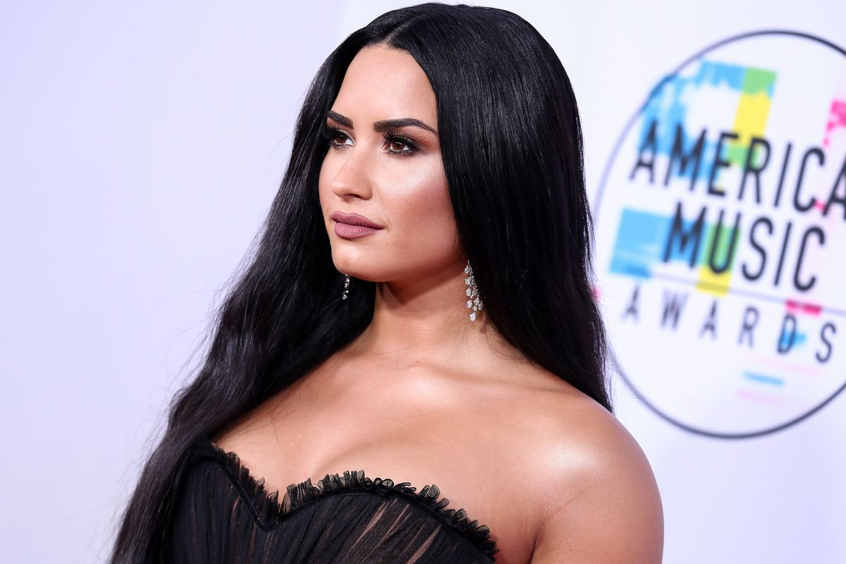 Demi Lovato's Response to an Article About Her 'Fuller Figure' Is Perfect