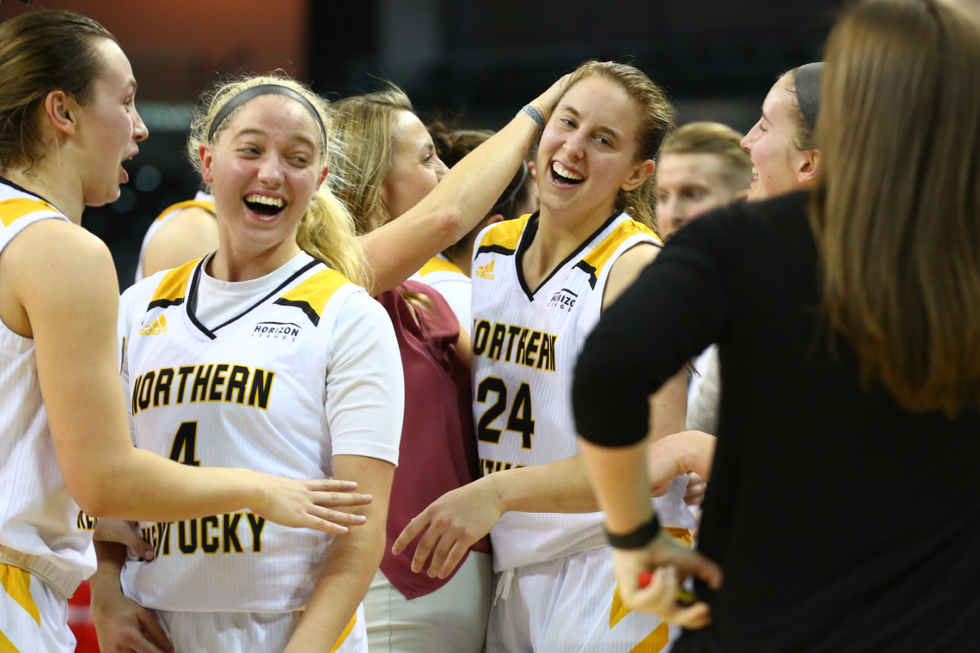 NKUWBB Stands Strong