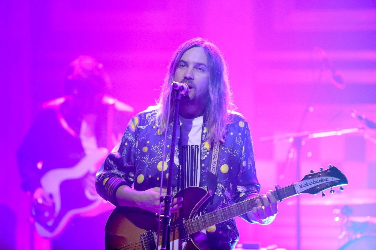 Tame Impala Releases New Song on 'SNL'