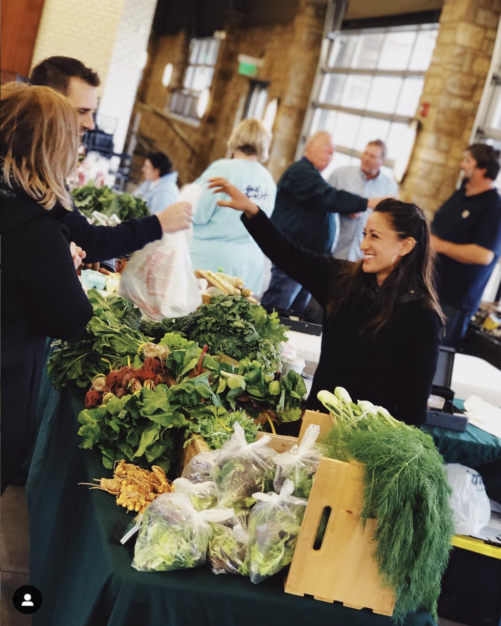 Why You Should Shop At Your Local Farmers Market
