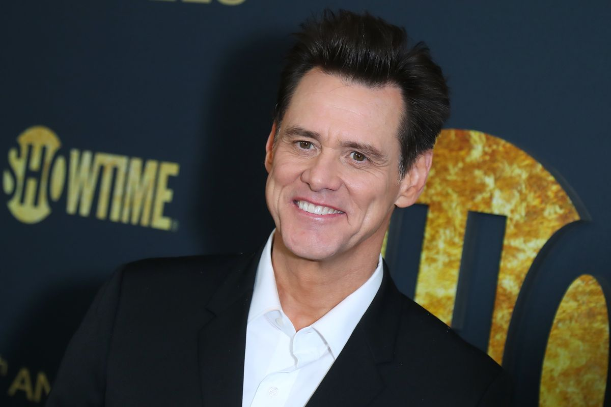 Jim Carrey Is Feuding with Benito Mussolini's Granddaughter