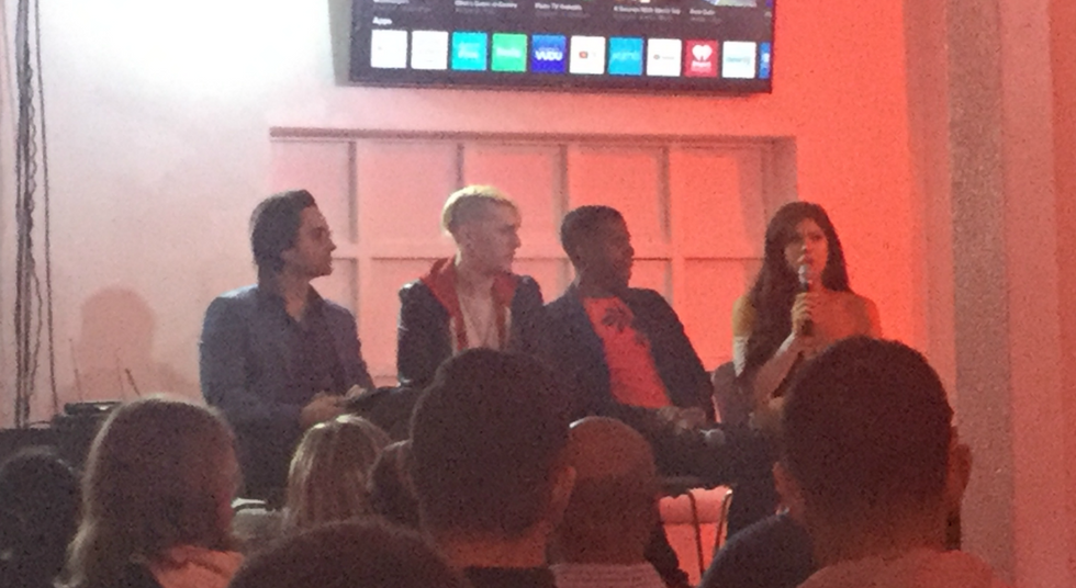 The #WalkAway LGBT Town Hall In NYC Was Productive, Not A Fascist Echo Chamber