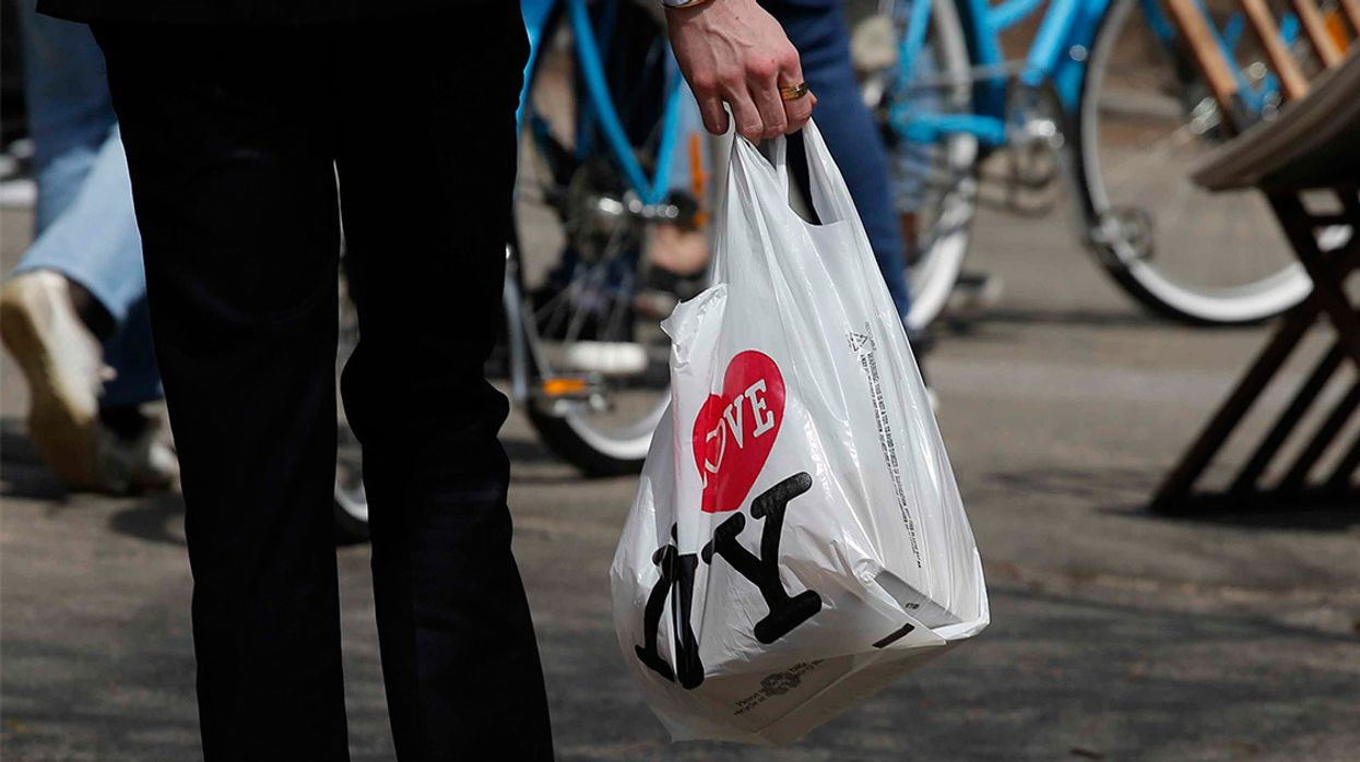 Plastic bag ban will be enforced in New