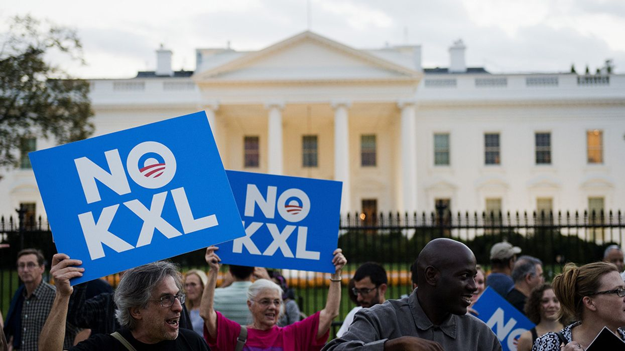 Trump Issues New Presidential Permit for Keystone XL Pipeline