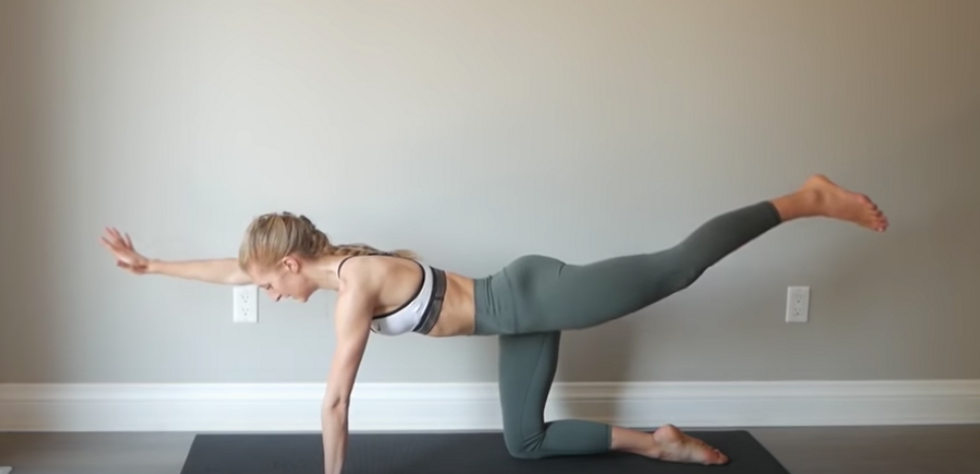 20 Easy At Home Workouts For When You're Too Lazy To Get Out Of Your Sweats And Go To The Gym