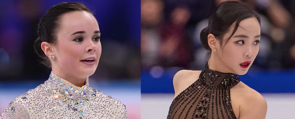 The Eun-soo Lim And Mariah Bell Slashing Incident Ignited Another Nancy And Tonya Scandal