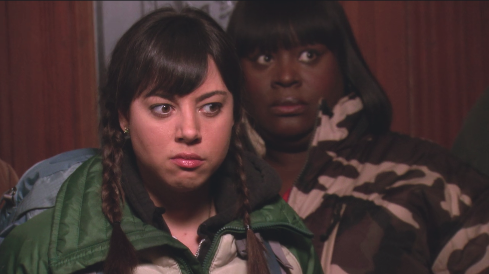 The Month Of April For A College Girl, As Told By April Ludgate