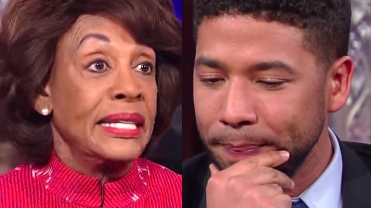 Maxine Waters makes a surprising statement about charges against Jussie Smollett being dropped