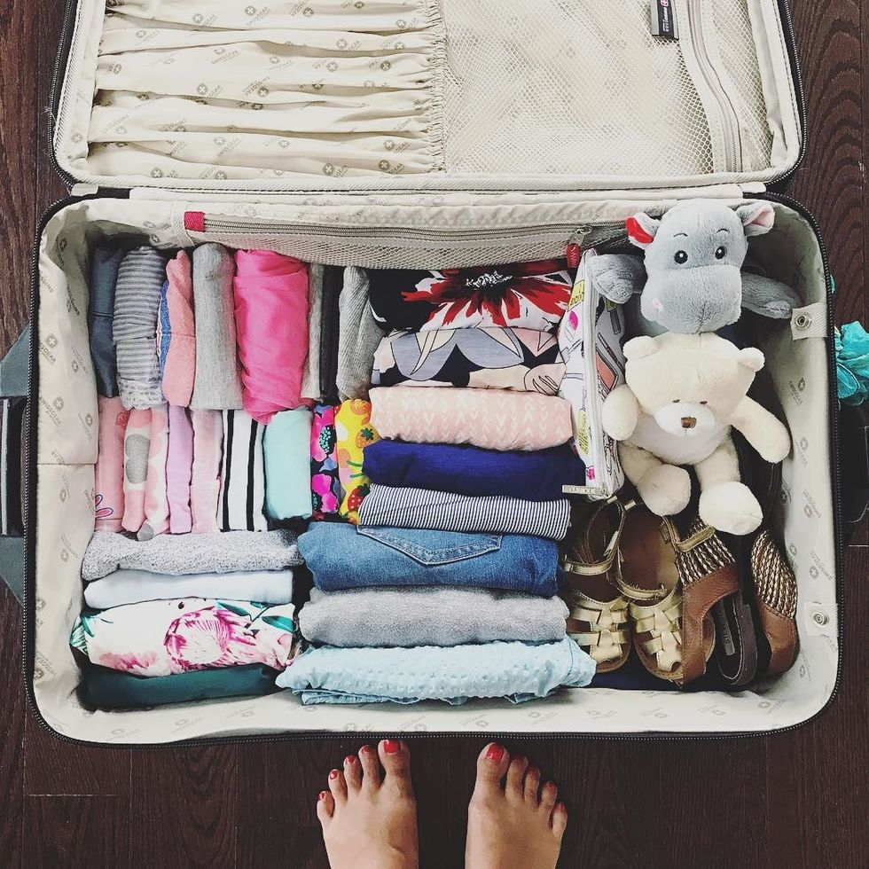 9 Things You're Probably Forgetting To Pack