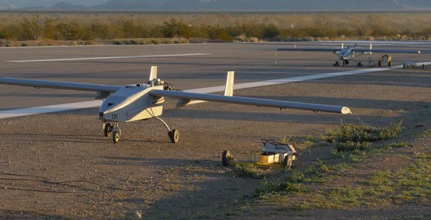Swarms of killer and support drones are on the horizon