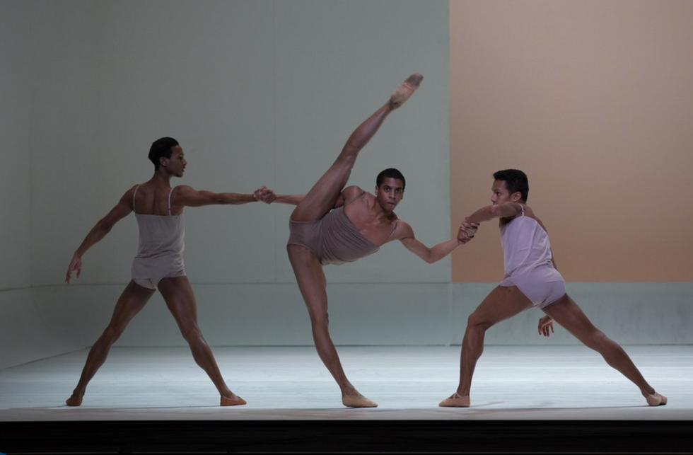 Lawrence Rines to Soloist - Pointe