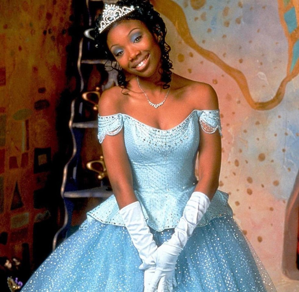 The Black Cinderella Was the Only Cinderella I Acknowledged Because I Saw ME