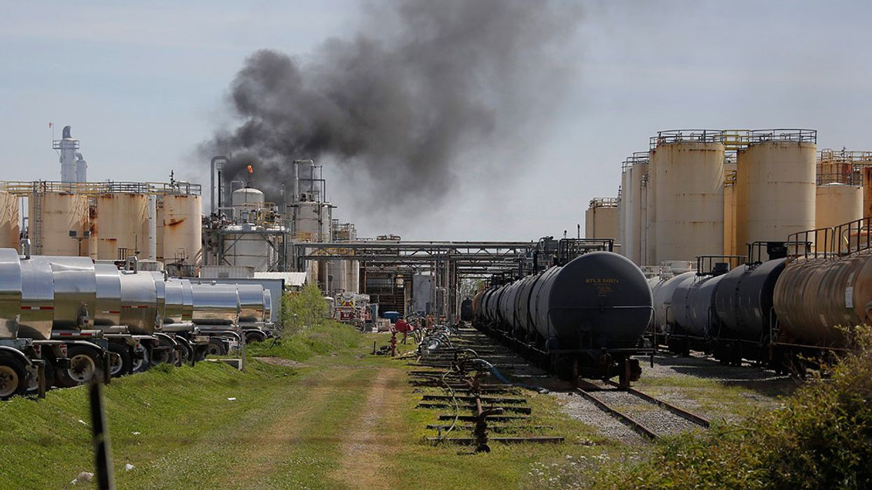 Second Houston-Area Chemical Plant Fire in Weeks Kills One, Injures Two