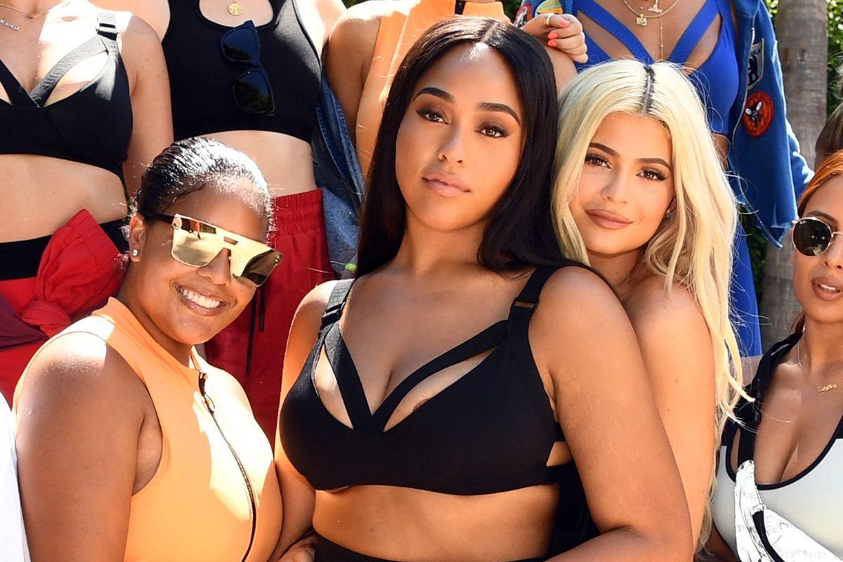 Jordyn Woods' Mom Is Still Commenting on Kylie's Instagram