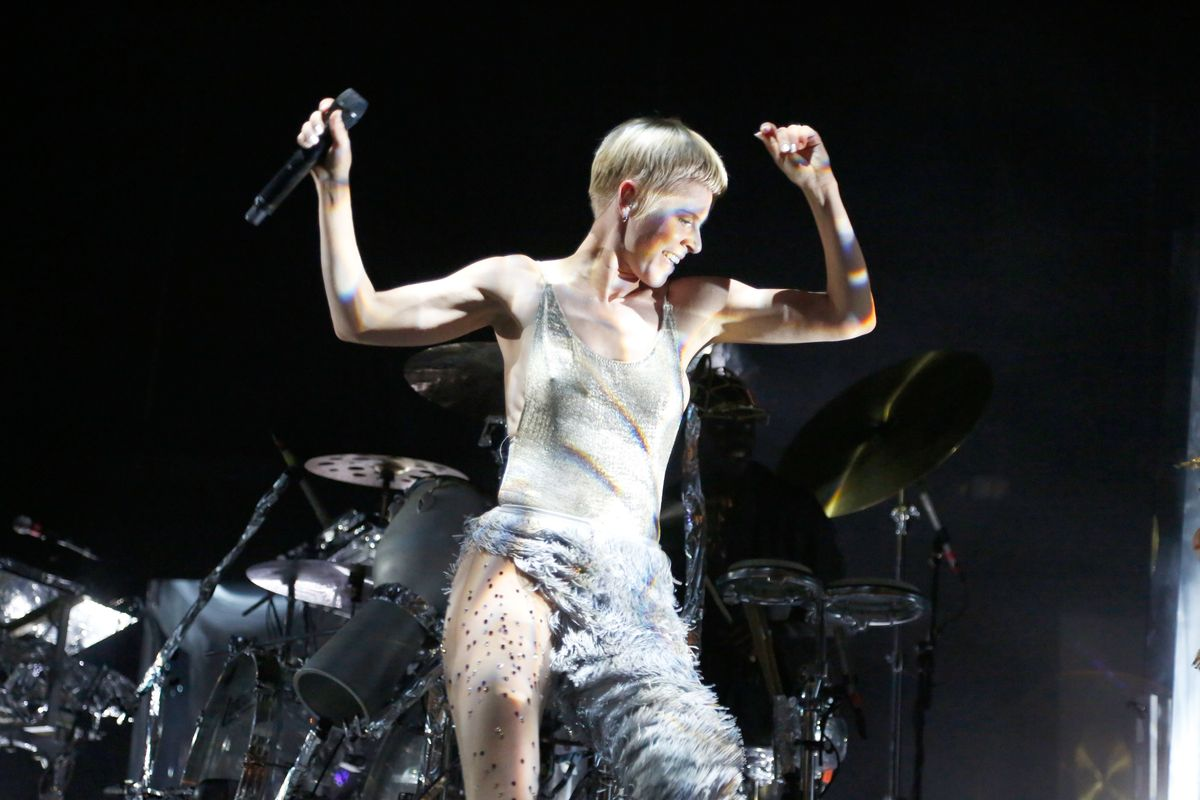 Robyn Takes Ibiza in SSION-Directed Video