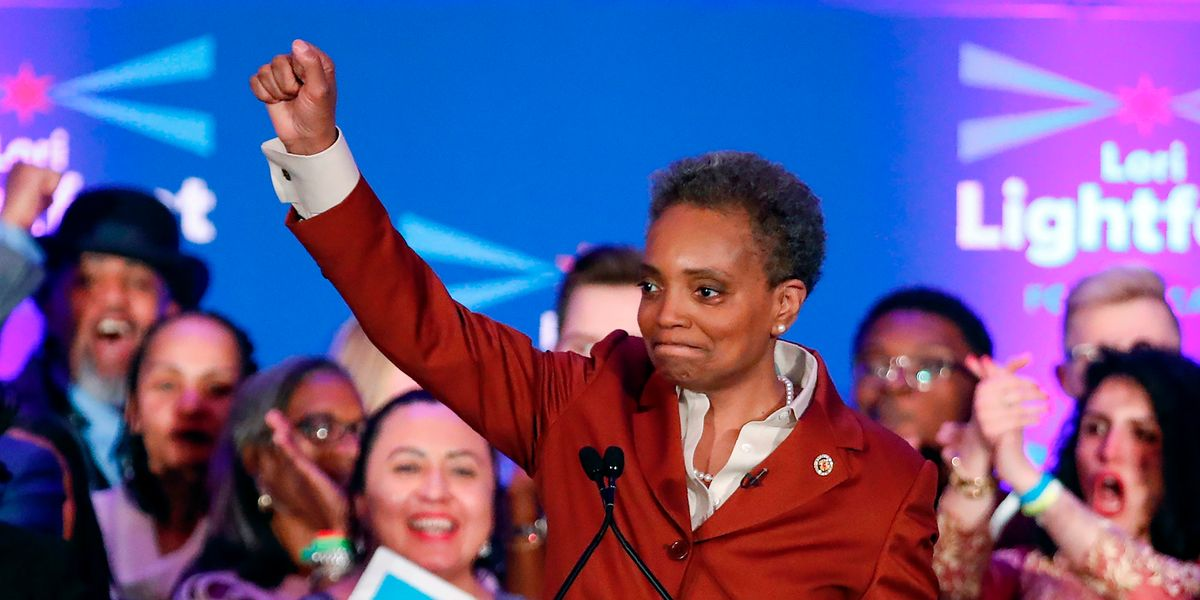 Chicago Elects First Black Lesbian Mayor