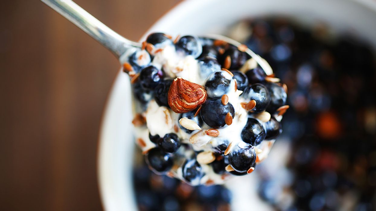Flax Seeds 101: Nutrition Facts and Health Benefits