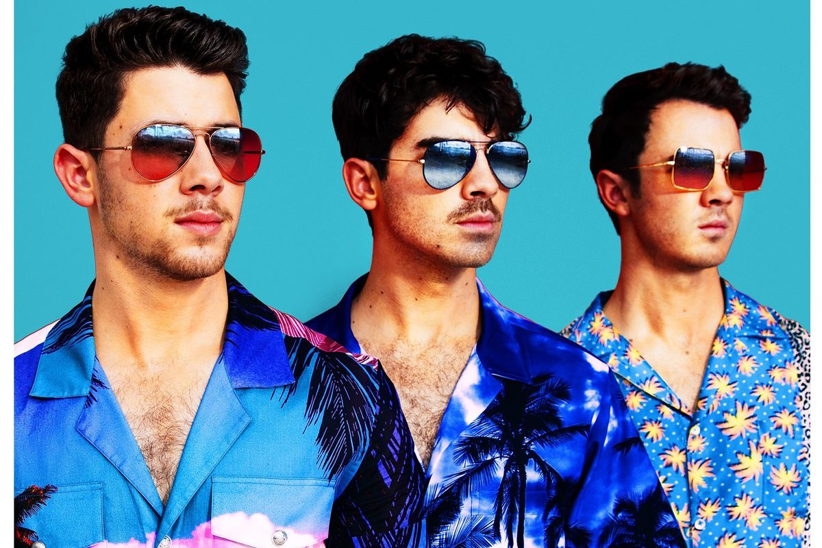 New Jonas Brothers Friday, Y'all