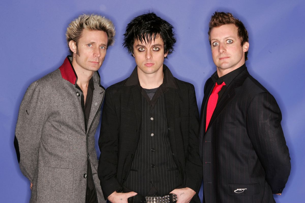 Green Day Is Releasing a Girl Power Graphic Novel