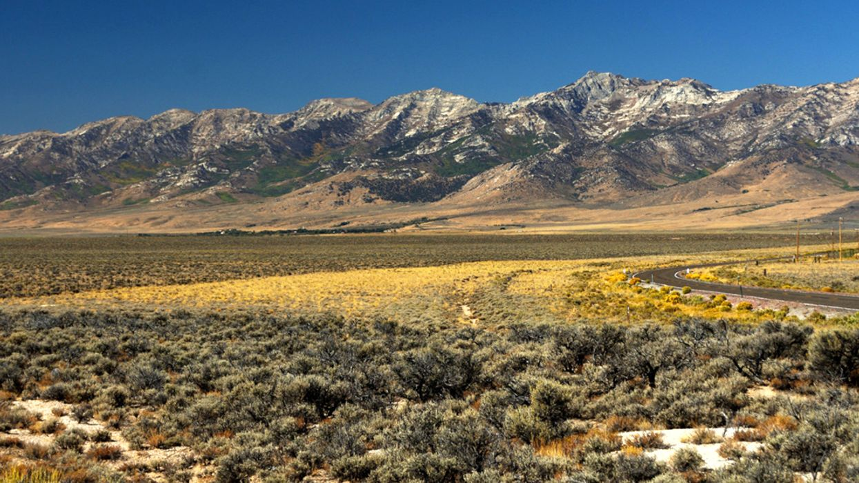 Ruby Mountains: A Push to Drill, a Failure to Consult Native Peoples