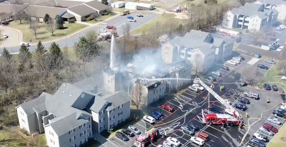 JMU Off-Campus Fire Highlights The Importance Of Community