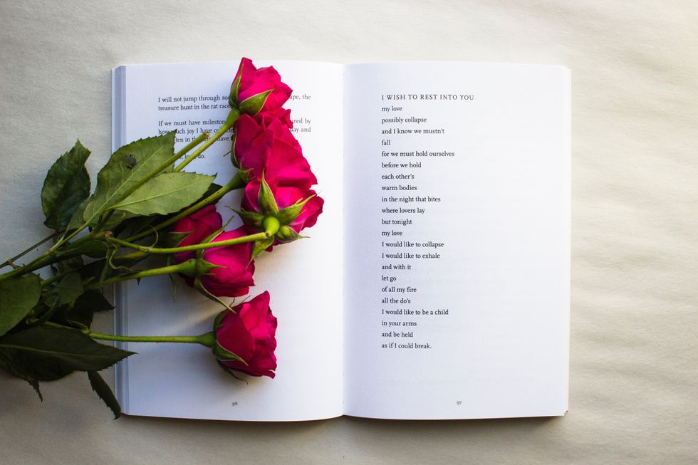 Poetry On The Odyssey: A Thank You Poem To Poetry During National Poetry Month
